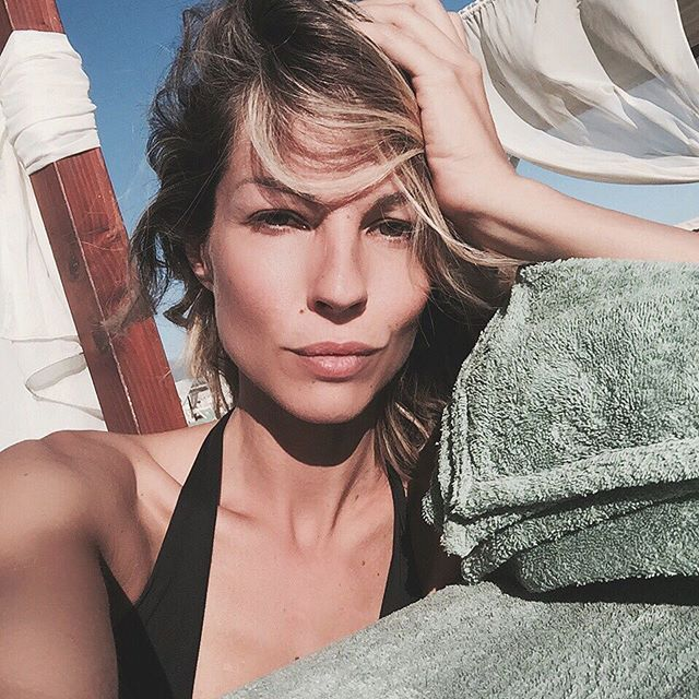 #RobertaRuiu Roberta Ruiu: Still here, loving it. — #saporedimare #versilia #relax #love #selfie #love #loveit #summer #afternoon #sun #sunshine #blonde #pose #girly #holiday