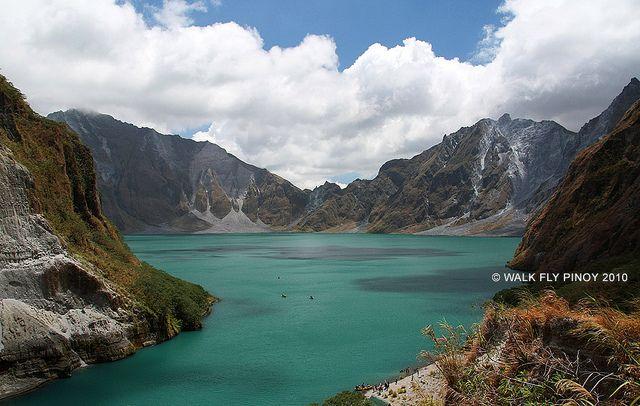 Central Luzon: Trek to Mount Pinatubo