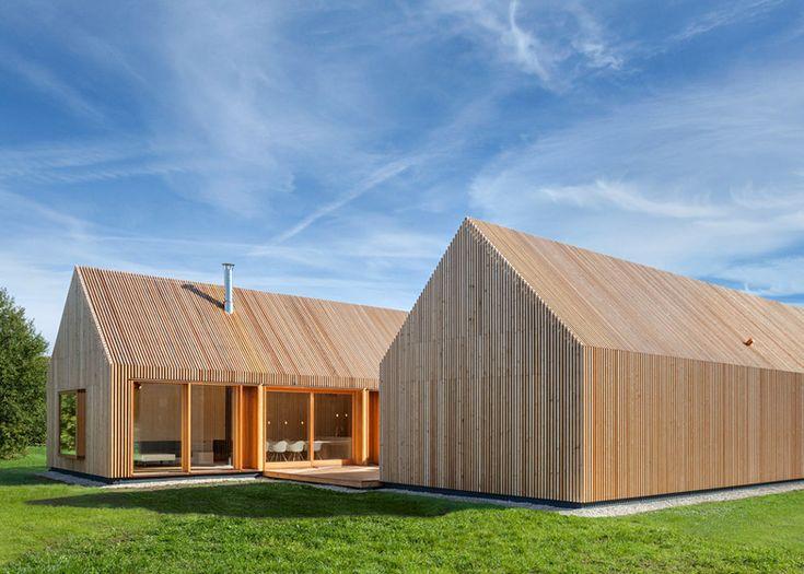 Die besten 25 giebelhaus ideen auf pinterest for Moderne architektur wohnhaus