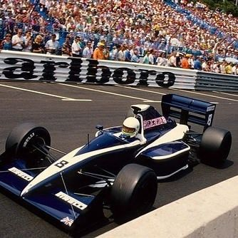 1990 looked like it would be a good season for Stefano Modena, after finishing 5th at the opening race in Phoenix at the US Grand Prix. However after that, good results were rare and they proved to be the only points of the season. #F1 #ClassicF1 #F1History #F190 #f11990 #grandprix #grandprix1990 #Formula1 #stefanomodena #modena #brabhamf1 #brabham #brabhamjudd