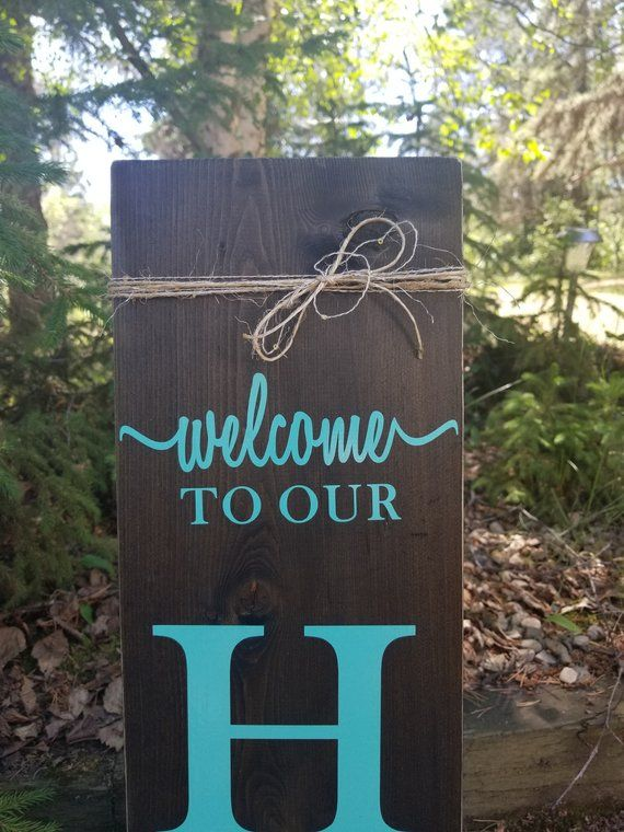 Porch Signs Camper Welcome Signs Porch Decor Outdoor Decor Canada Wooden Signs Wooden Welcome Sign Entryway Wooden Welcome Signs Porch Welcome Sign Decorative Signs