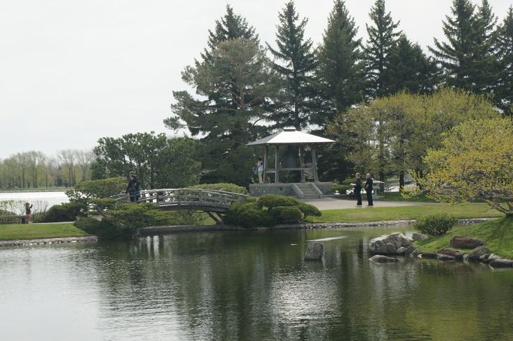 Nikka Yuko Japanese Garden - Lethbridge, Alberta Canada