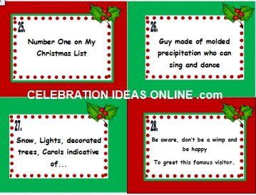 funny christmas themed table