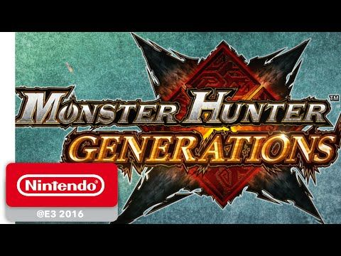 3 different ways to get 3DS Monster Hunter Generation Demo Code! | 3ds-flashcard