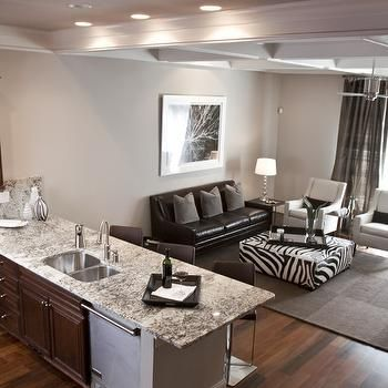 17 best images about paint colors on pinterest best gray paint gauntlet gray and benjamin moore for Best granite colors for living room