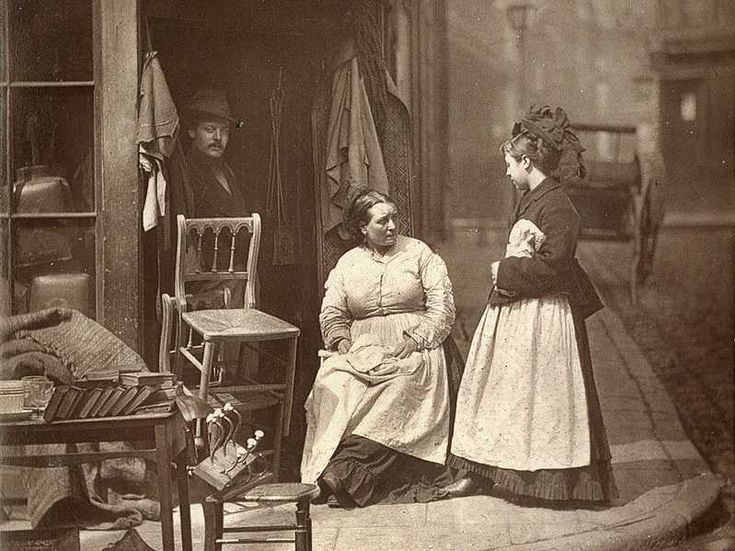 20 Pictures Of London Street Life In The 1870s History