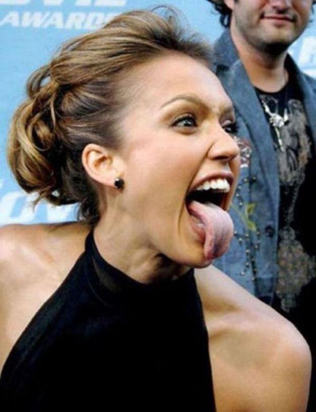 Jessica Alba Funny Pictures  Jessicas Best Funny Pics -6003