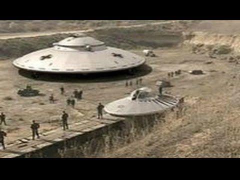 Best ufo sightings 2016 - US troops captured UFO and aliens giant shock
