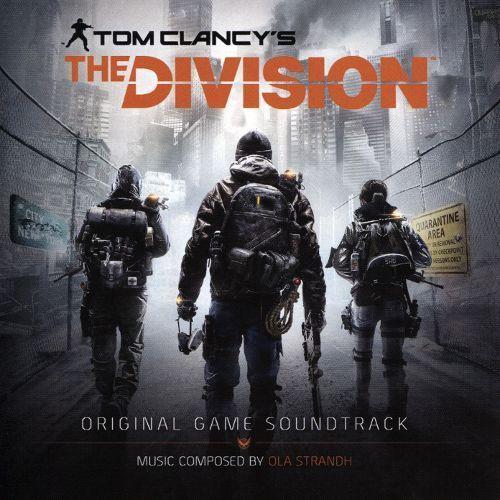 Tom Clancy's The Division [Original Game Soundtrack] [CD]