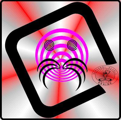 design moderno: Logo per dj o musiche techno