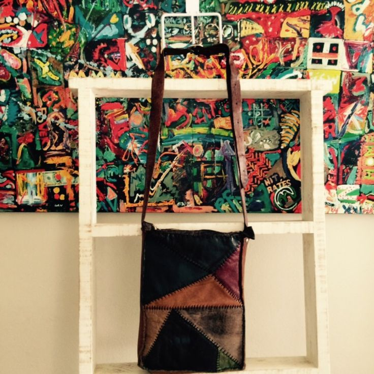 Book bag. By Jenny South.