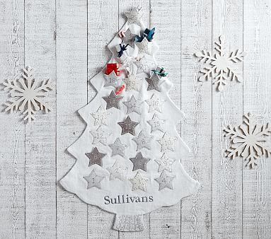 All That Glitters Advent Calendar #pbkids