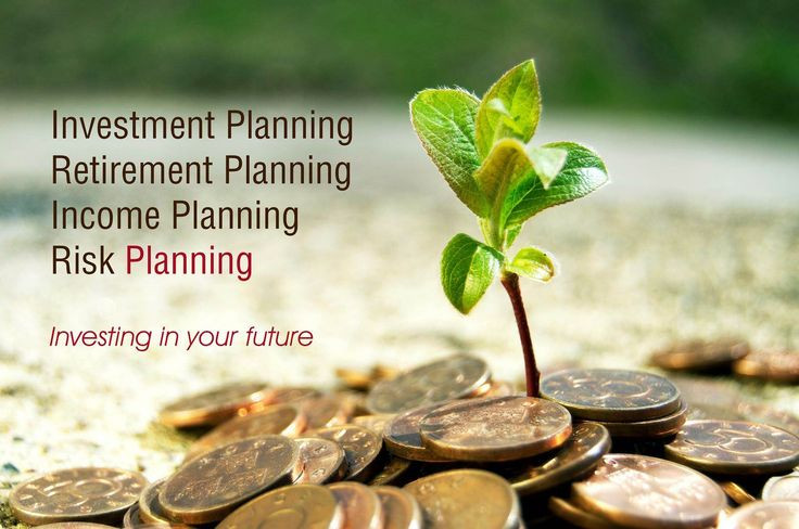 Invest in your future with a properly structured financial plan. www.financial-planning-sa.net
