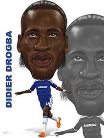 Didier Drogba  -  Chelsea Legend