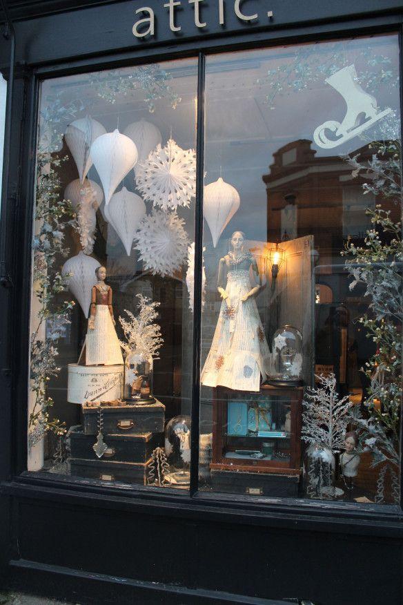 Alistair & Deborah Burnside  www.discoverattic.com  Find our shops at:  34 -36 & 38 High Street, Hampton Hill, (Nr Hampton Court) Middlesex, TW12 1PD, UK,    Tel: 020 8943 9626