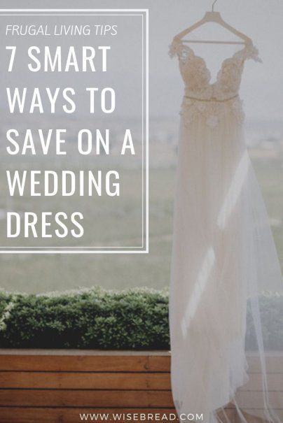 a9634a77bbf Want to know the best ways to save on your wedding dress  Whether you want