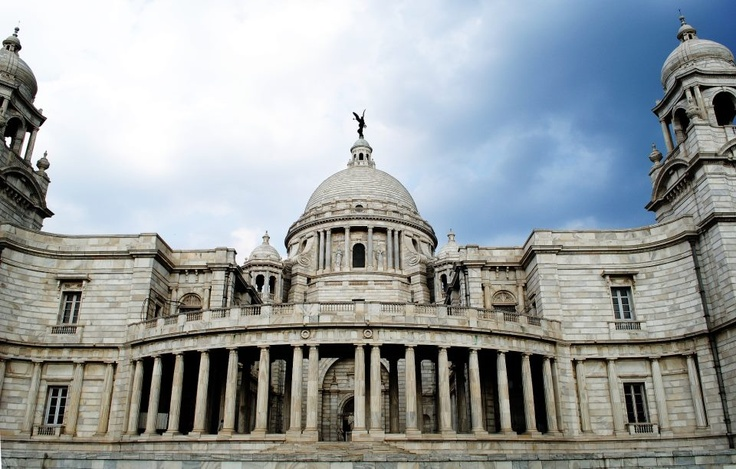 Significance - A splendid example of British Architecture exhibiting British artifacts, Kolkata, India