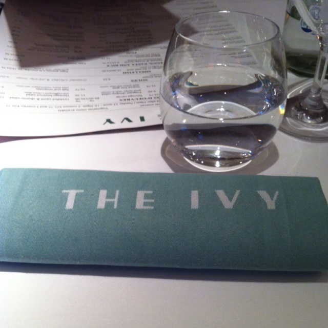 The Ivy Restaurant - London (WC2)