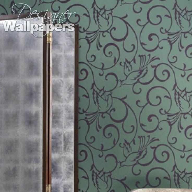 31 Best Designer Wallpapers Trellis Wallpaper Images On Pinterest