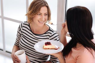Is Someone Sabotaging Your Weight Loss Goals?