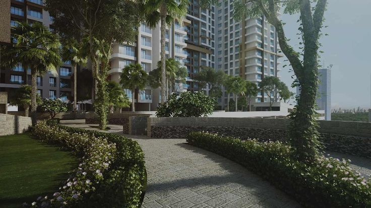Residential Properties in Nahur Mumbai for Sale | Majestic Towers