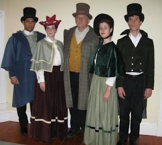 Uncanny Adventures in Comic Costume Creations: Christmas Carol Update: Charles Dickens, Dicken Carol, Costume Ideas, Christmas Costumes, Choirs Costumes, Dicken Christmas, Comic Costumes, Costumes Ideas, A Christmas Carol Costumes