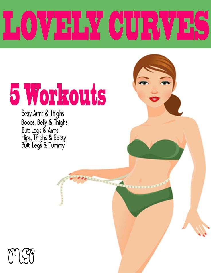 LOVELY CURVES DOWNLOAD | Decembers Fitness Meal and Exercise Plans