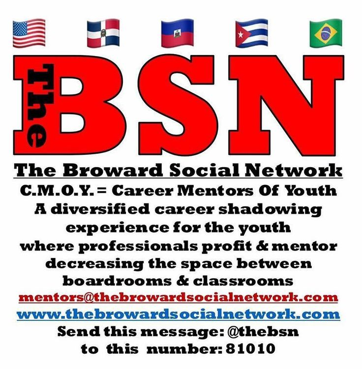 #TheBrowardSocialNetwork = FREE social media on 10 platforms in 5 languages for politicians business & community leaders in exchange for mentoring the youth for 1 day per month.  #business #relationships #success #mentors #education #media #southflorida #miami #broward #tbt #followme #follow #love #inspire #student #international #florida #professional #youth #networking #politics #community #social #me