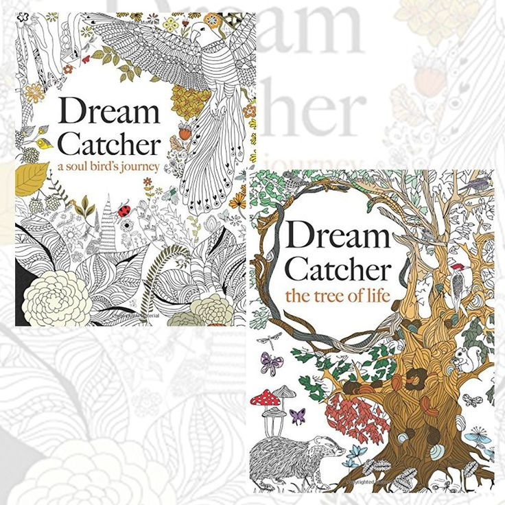 plodit wholesale offer dream catcher stress reducing art therapy 2 books collection set at wholesale price - Wholesale Coloring Books 2