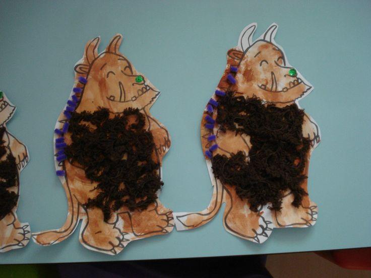 Gruffalo Arts And Crafts