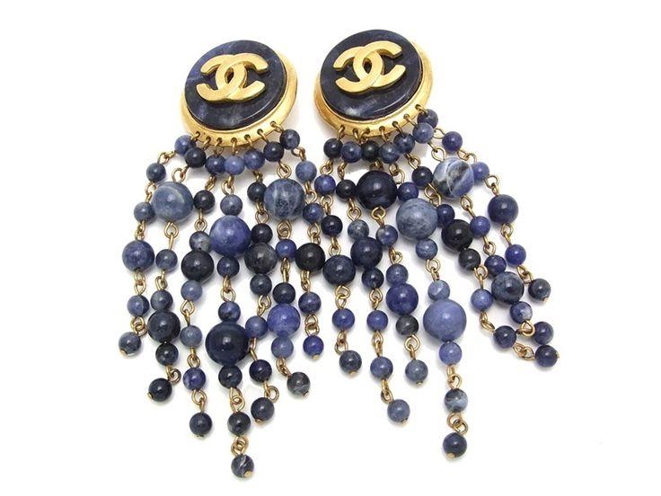 Chanel ohrringe modeschmuck preis