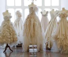 wedding dresses,, funky