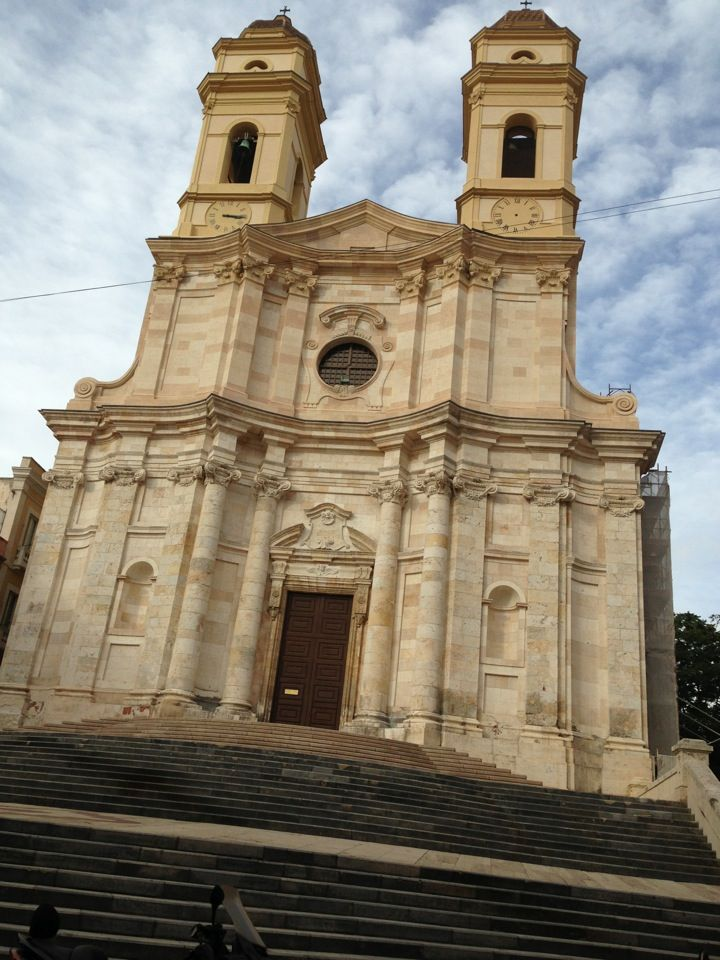 Cagliari is the ideal starting point for every journey in Sardinia.