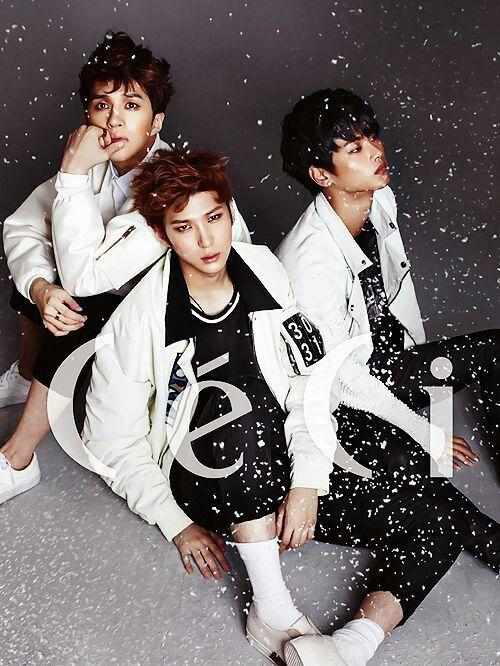 Jaehwn,Taekwon,&Hakyeon Vixx
