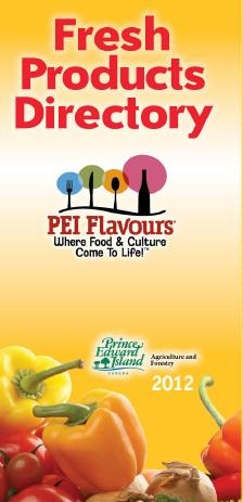 Fresh Products Directory for PEI