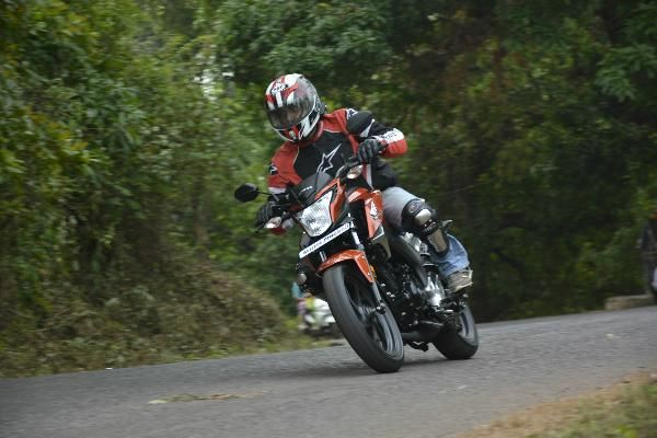 Honda's last Indian motorcycle for this year is the CB Hornet 160R. We've just been on a ride in Goa.