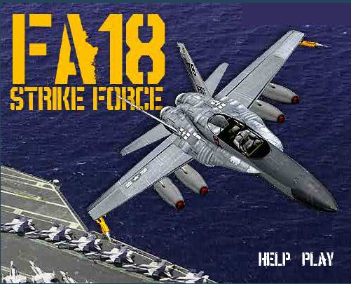 So you think you have what it takes to fly the F18 Hornet Fighter Jet, which has been the aerial demonstration aircraft for the U.S. Navy`s Blue Angels since 1986. Its versatility and reliability have proven it to be a valuable carrier asset. Do you accept the challenge?