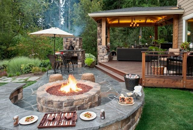 Beautiful Backyard Retreats • Kelly Bernier Designs