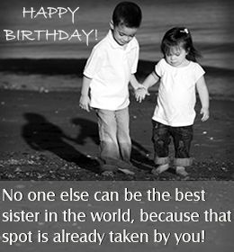 funny birthday messages for brother from sister 8