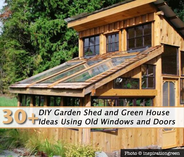 Sheds A Collection Of Other Ideas To Try Green Roofs