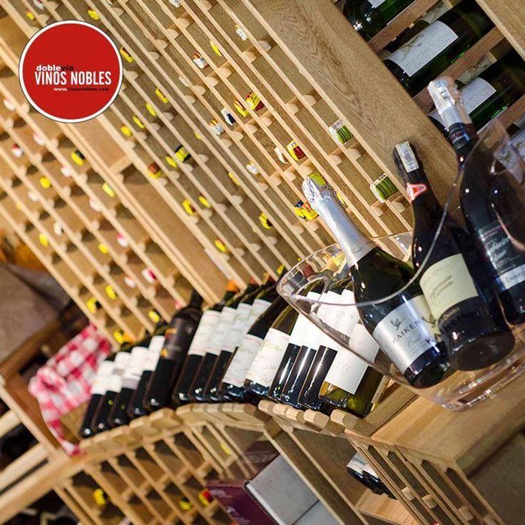 Visita nuestras tiendas en #Bogotá, #Medellín, #Barranquilla, #Tunja, #Pereira, #Cartagena y #Cali y permítenos brindar contigo. Tenemos una variada selección de los mejores viñedos en #VinosNobles.