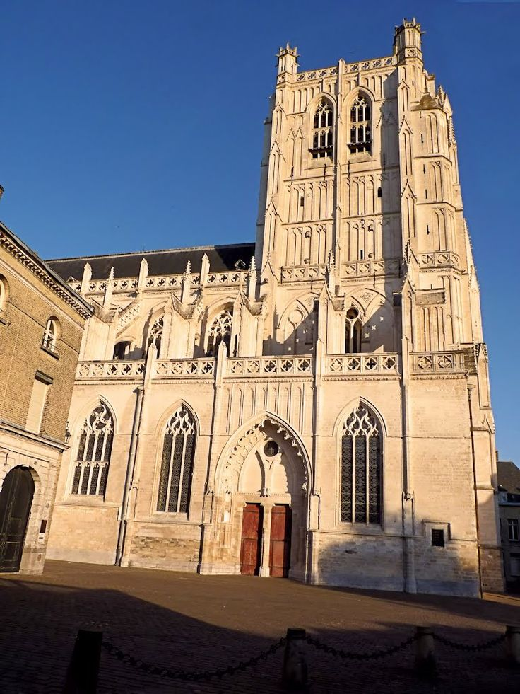 Saint-Omer Cathedral - Pas-de-Calais dept. -   Nord-Pas-de-Calais region,  France                  ..www.google.com