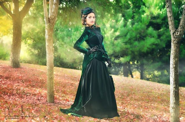 Moda de Época: Moda Victoriana