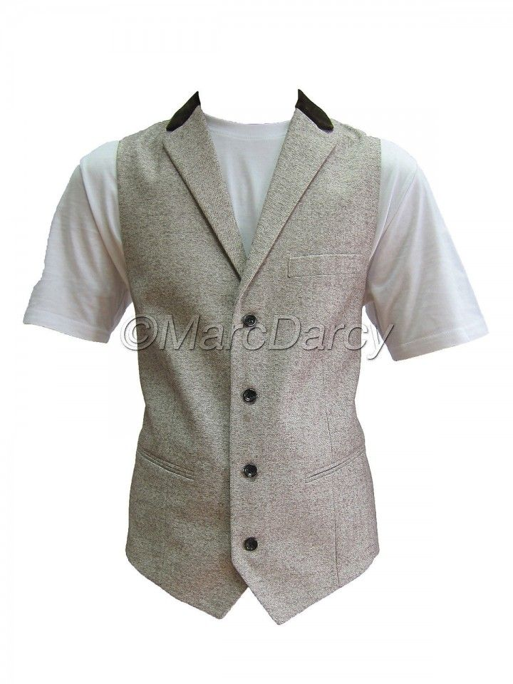 marc darcy offers a range of menu0027s waistcoats including tweed horseshoe and double breasted styles