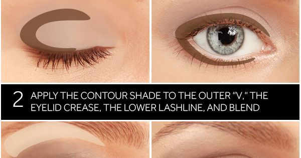 Sharpen your eye makeup skills with No7 eye shadow, mascara, eyeliner and this how-to guide for a brighter, bigger look. | Beauty Tips & Tricks | Pinterest | E…