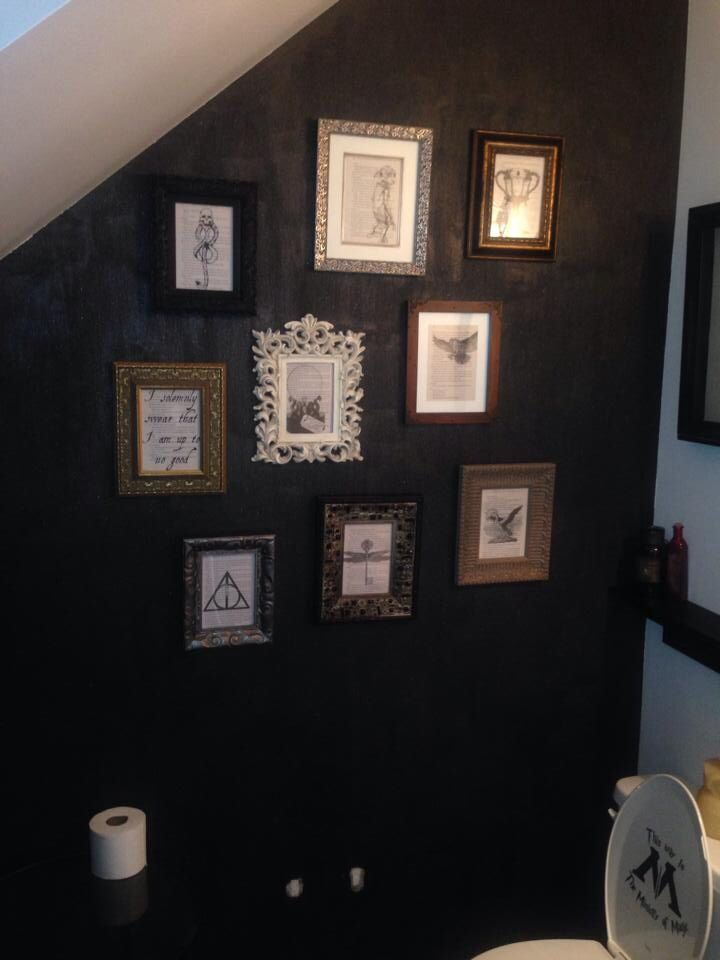 25 Best Ideas About Harry Potter Bathroom On Pinterest