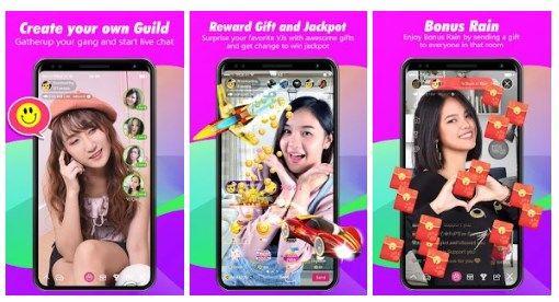 Download Mlive Mod Apk V2 3 5 2 Unlock Room Terbaru 2020 Film Jepang Hiburan Aplikasi