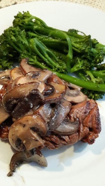 Hungry Hubby And Family: COHEN DIET: Mushroom Sauce