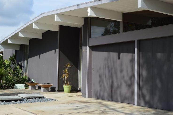 195 best eichler homes images on pinterest mid century for Eichler paint colors