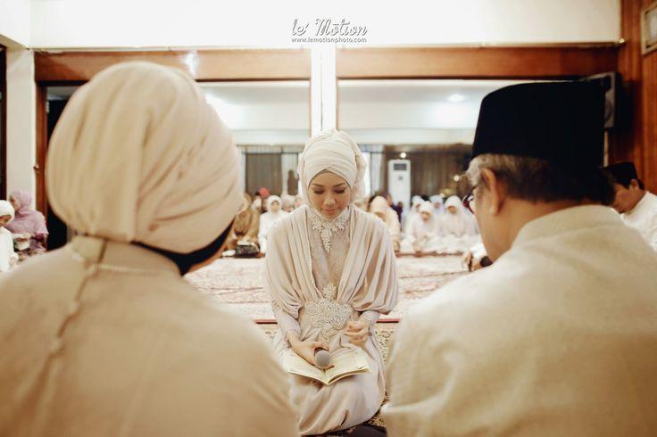 Le Motion Photo: Nadia & Indra Wedding